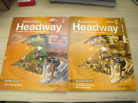 The American Headway books 2 Student Book & CD Pack e American Headway 2 Workbook (Spotlight on Testing)
