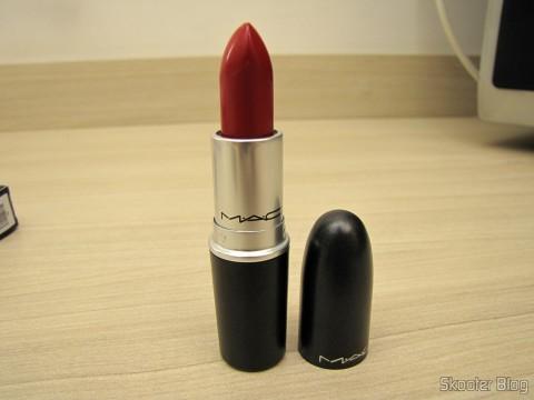 Batom Russian Red da MAC