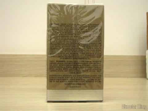 Armani de Giorgio Armani EDT de 100ml, em sua embalagem