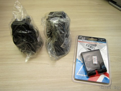 Two Rotary Supports Universal Mobile Phone / GPS Car and Support / Clip Camera Playstation Eye Playstation 3 (PS3)