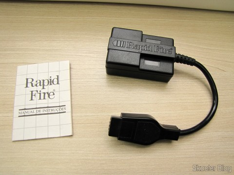 Rapid Fire do Master System