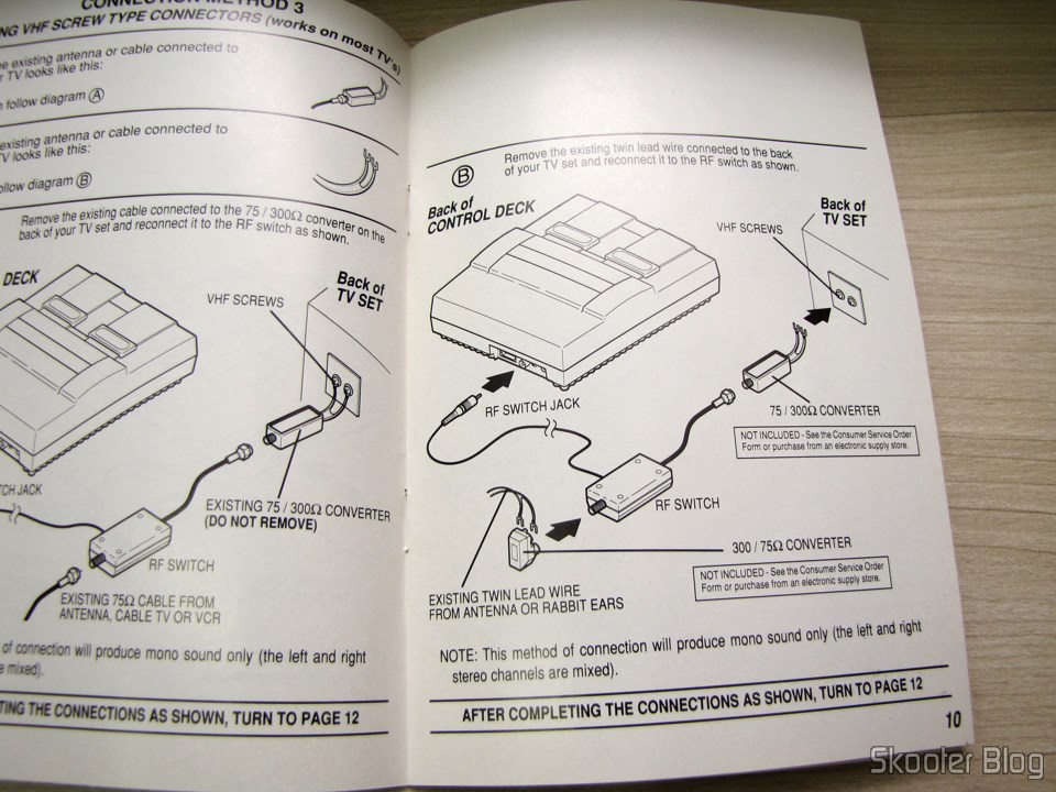 Awesome Super Nintendo Packaging And Accessories Skooter Blog Wiring Digital Resources Xeirawoestevosnl