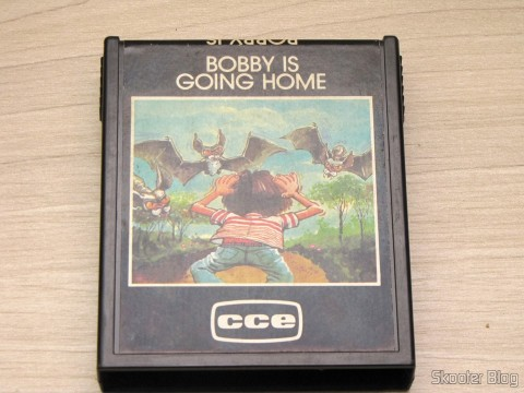 Cartucho Bobby is Going Home do Atari 2600
