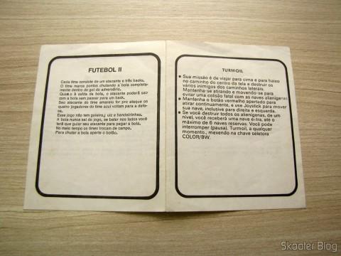 Manual de Futebol II e Turmoil