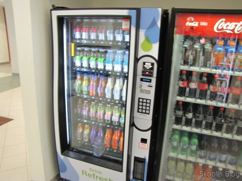 Isotonic Drinks Machine