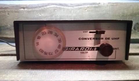UHF converter