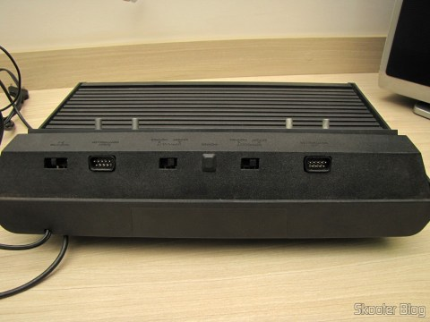 Rear of Atari 2600 the Polyvox