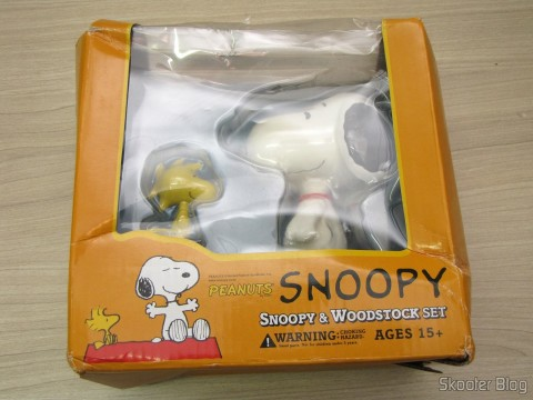 Snoopy & Woodstock – Action Figures