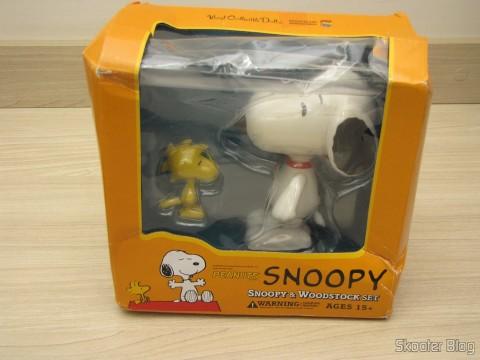 Snoopy & Woodstock – Action Figures