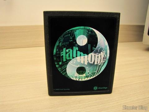 Harmony Cartridge - O cartucho com memória flash para o Atari 2600