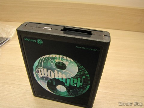 Harmony Cartridge - The cartridge with flash memory for the Atari 2600