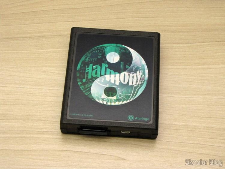 Harmony Cartdrige - O cartucho com memória flash para o Atari 2600