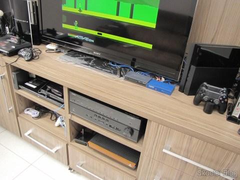 Atari 2600 inherited the niche where once was the Sega Genesis