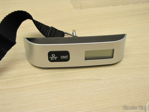 "Digital Luggage Scale with LCD 1.4 ""50Kg / 50g (1.4″ LCD Digital Luggage Scale – 50kg/50g (1 x CR2032))"