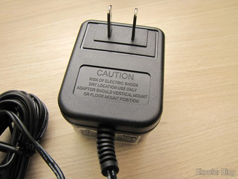 Atari US 2600/2600A/2600JR Power Adapter,