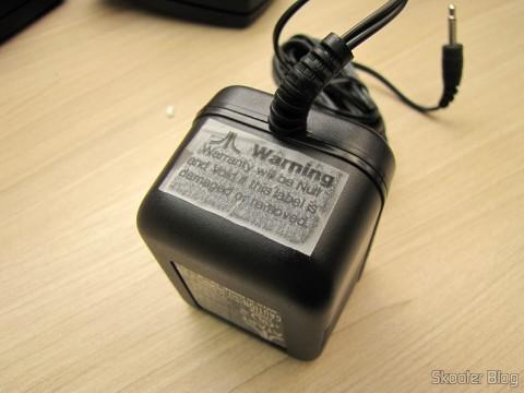Atari US 2600/2600A/2600JR Power Adapter,