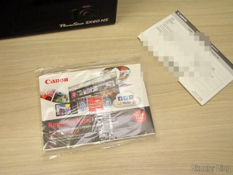 Manuals Digital Camera Canon PowerShot SX60 HS