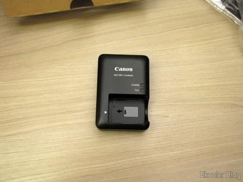 Carregador de Baterias da Câmera Digital Canon PowerShot SX60 HS