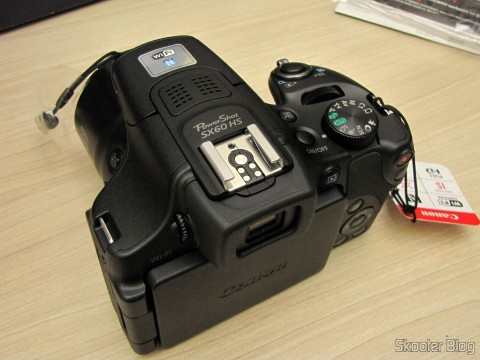 Digital Camera Canon PowerShot SX60 HS