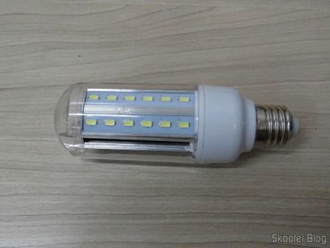 Lâmpada LED XYT 10W SMD 42×5630 Branca 6500K 1000 lúmens E27 85~265V AC