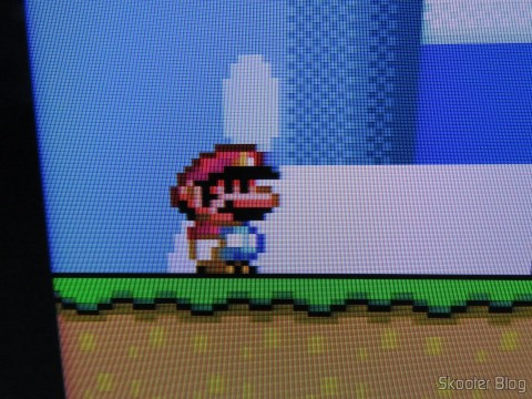 Image of Super Mario World with SCART RGB Cable for Super Nintendo (SNES) NTSC / PAL-M with CSYNC
