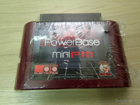 PowerBase Mini FM, still packed