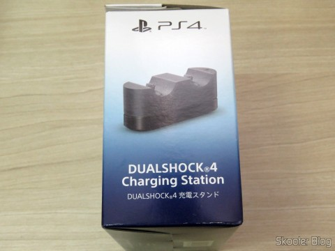 Official Sony PS4 Dualshock 4 Charging Station Dock charger NEW U.S. Plug, on its packaging