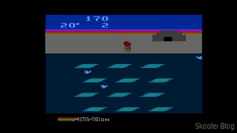 Frostbite - Atari 2600