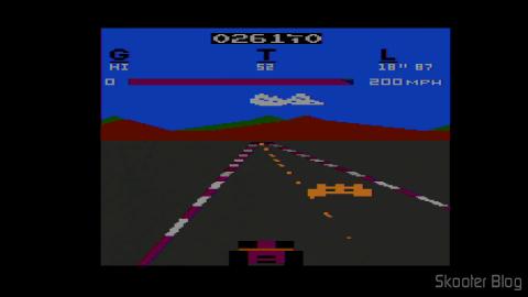 Pole Position - Atari 2600