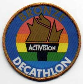 "Batch de ""Bronze"" do Decathlon da Activision"