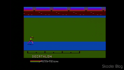 Decathlon - Atari 2600