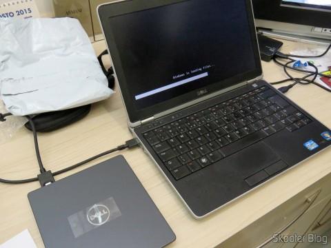 "Restaurando o sistema no SSD Sandisk Ultra II G25 SDSSDHII-480G-G25, 480GB, SATA3, 2.5"" com o Macrium Reflect Free"