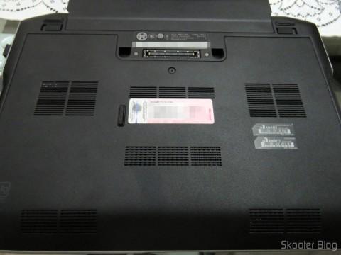 Opening the Dell Latitude E6220