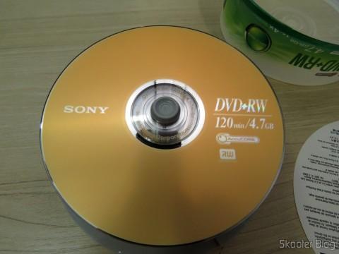 DVD+RW Sony