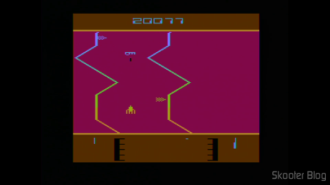 Fantastic Voyage - Atari 2600