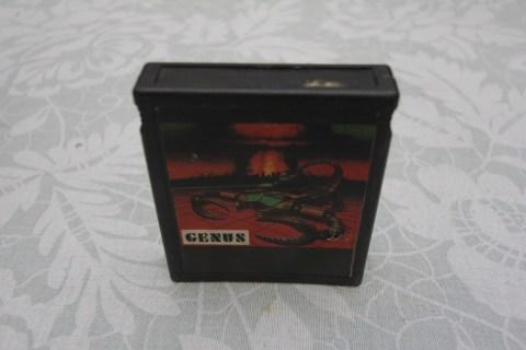 Cartucho da Genus com jogos para Atari 2600