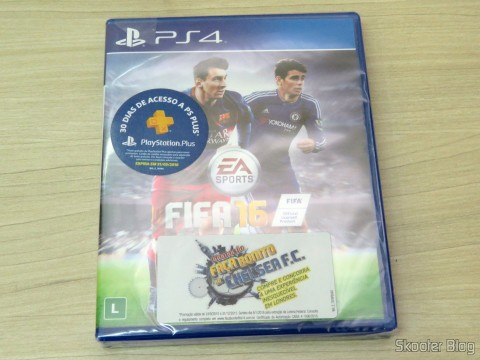 Fifa 16 (PS4), still sealed