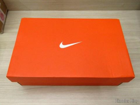 Tênis Feminino Nike Air Pegasus 31 em sua embalagem