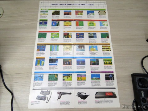 Brochure Games and Accessories