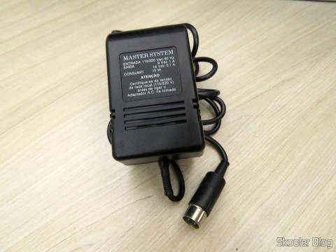Power Supply Master System II