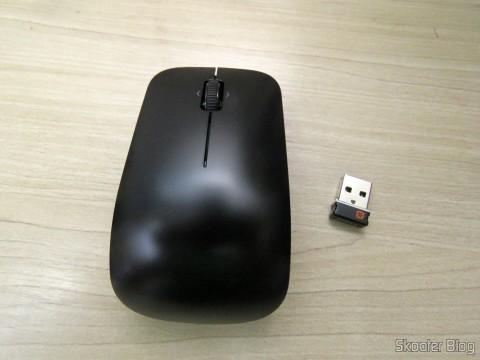 Mouse Óptico Wireless Dell WM324