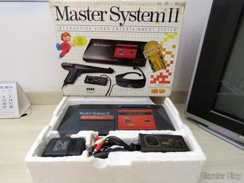 O isopor do Master System II