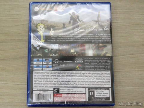 Fallout 4 (PS4), still sealed