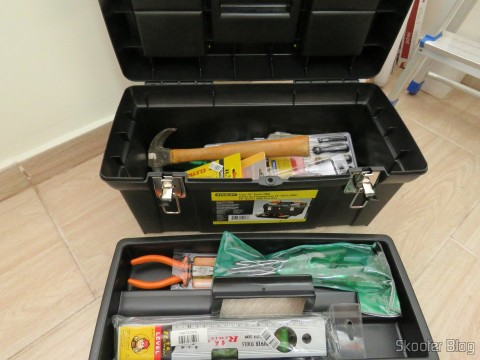 "19 Toolbox"" Stanley - Series 2000"