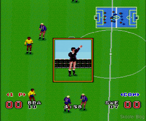 Goal! - Super Nintendo - Absences and impediments