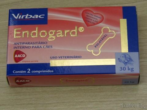 Embalagem do Endogard Cães 30kg