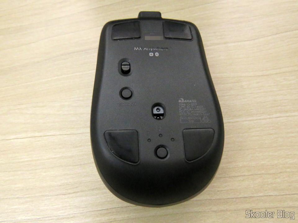 Mouse Logitech MX Anywhere 2 - Skooter Blog