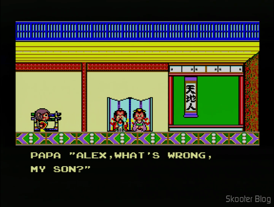Alex Kidd: High Tech World - Master System - Tec Toy tips