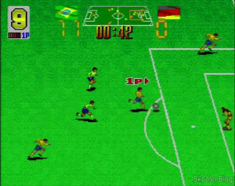 Super Soccer Champ - Super Nintendo