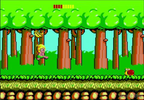 Wonder Boy - Master System